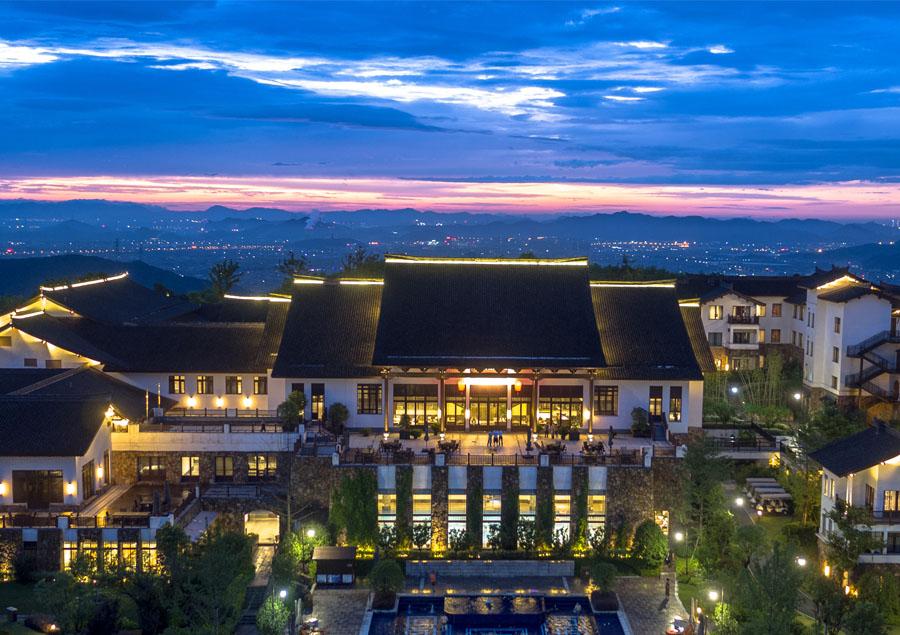 杭州天域开元度假酒店